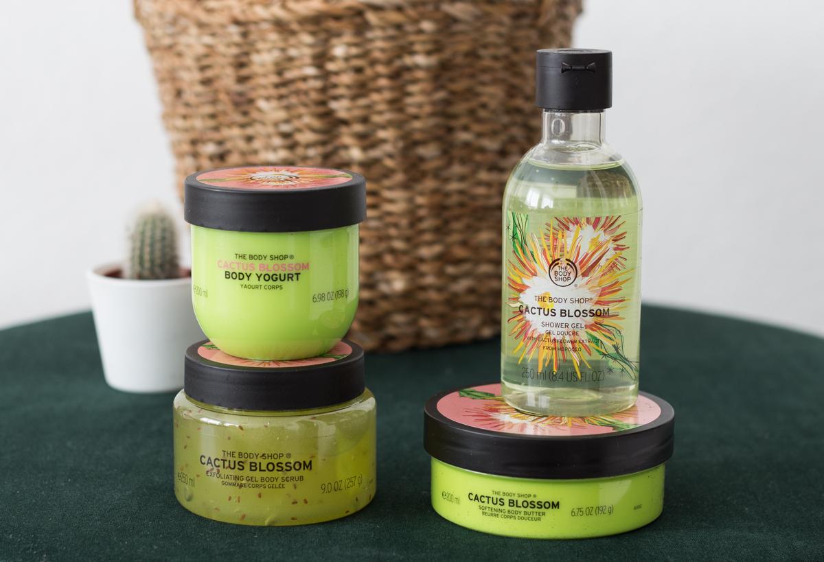 The Body Shop Cactus Blossom review
