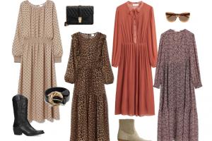 4x de mooiste bohemian jurken